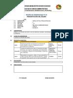 Sesiones Aprendizaje Comunicacion (1) - Guido