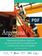 Mapeo ArgentinaOnu mujeres