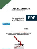 Plataforma de coordinación ciudadana