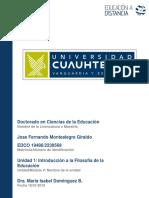 Jose Fernando Montealegre Giraldo_actividad 1.1 Relaciones y tareas de la filosofia de la educación..pdf