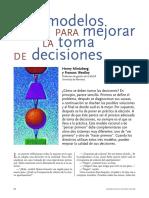 4 Teoria Prospectiva Un Anàlisis de La Decisipon Bajo Riesgo