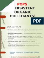 Environmental Pollution Pops
