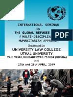 Brochure International Seminar 2019