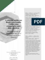 KEMP; EDLER, 2004 - A reforma médica no Brasil e nos EUA