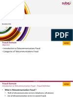 Fraud Domain