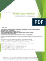 SemiologíA iNTRODUCCION