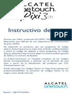 Alcatel Pixi3