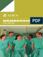 AORN Membership Guide