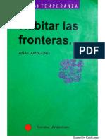 Camblong- Habitantes de Fronteras