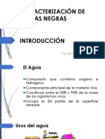 Caracterización de Aguas Negras - Introducción