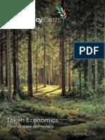 Democracy Earth - Token Economics