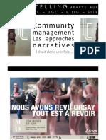 Storytelling Community Management 19