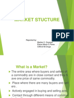 Market Structure Ppt Report