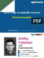 OWindOfChange2015 Dmitry-Yatskaer OpenWay
