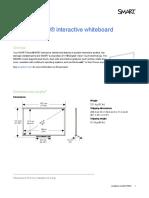 Smart Board SBM685