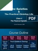 4 Epistles A