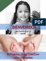 RCP Niños y Lactantes - DeA