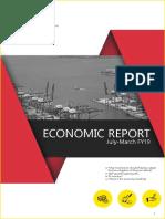 Economic Review Jul-Mar 2019