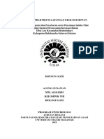 Laporan Lengkap PKL Ekologi Hewan Afni.docx