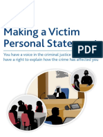 Victims Vps Guidance