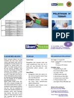 Leaflet pelatihan IV terapi.pdf