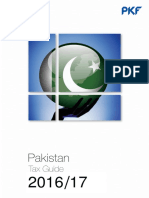 Pakistan Tax Guide 2016 17