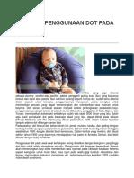 MASALAH PENGGUNAAN DOT PADA BAYI.docx