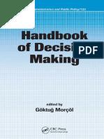 Handbook of decision making.pdf