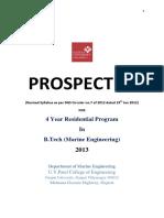 Syllabus B. Tech (Marine Engg.)-GNU.pdf