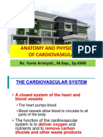 Anatomy and Physiology of Cardiovaskular