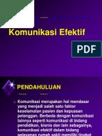 KOMUNIKASI EFEKTIF HPK PAPARAN.ppt