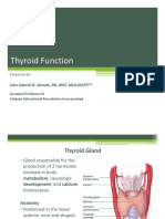 CC3 04 Lecture Thyroid Function