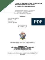251111811 Certificate Acknowledgement