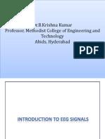 PPT on EEG Signal Processing