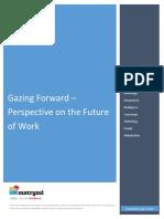 2018 - V13I1. Future of Work - Gazing Forward