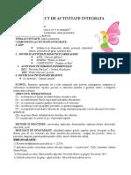 0 0 Proiect de Activitati Integrate111