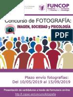 Bases Concurso Fotografia