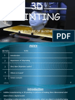 3d Printing (New)
