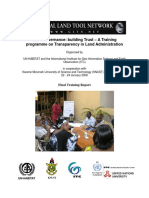 21 Final Report TLA Training Ghana