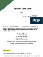 Corpo Law Part I Prezo