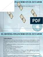 El Sistema Financiero en El Ecuador