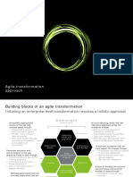 Transformation in Businesses