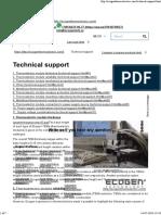 Technical Support Ferretech