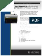 ApexRp Datasheet