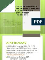 EVALUASI PROGRAM PENYULUHAN KESEHATAN DAN IMUNISASI TT PRANIKAH.pptx
