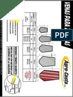 Catalogo de Venas Para Zapatas Con Referencias y Medidas (1)