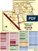 UP Diliman Map 2018