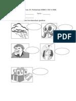 lembaran kerja kemahiran 27 perkataan kvkk kv kvk