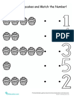 Counting Cup Cakes
