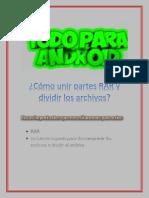 Como unir y dividir con Rar.pdf